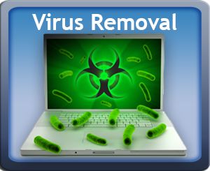 Virus and spyware removal.